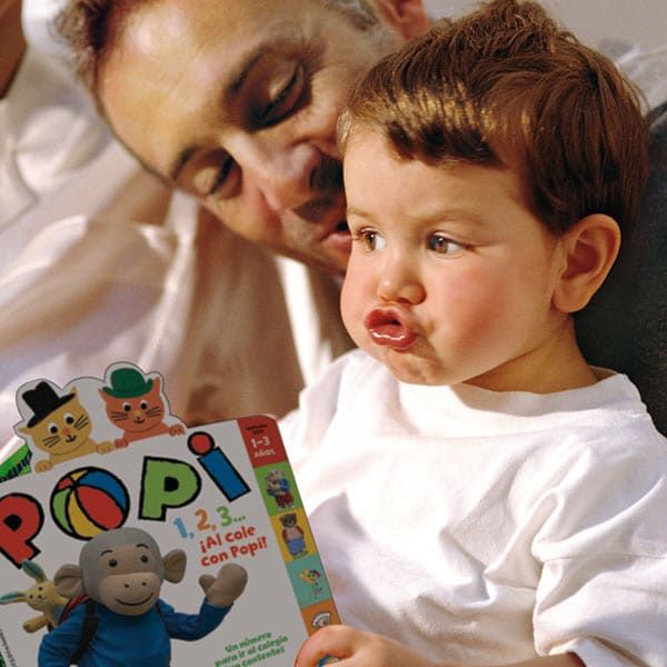 Lectura infantil Popi