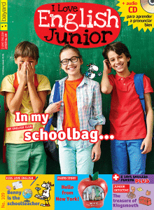Portada I Love English Junior 109