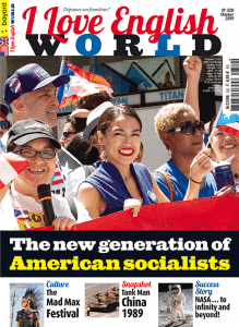 Portada I Love English World 320