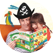 Lectura infantil Caracola