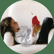 Lectura infantil Leoleo