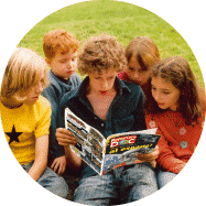 Lectura infantil Reportero doc