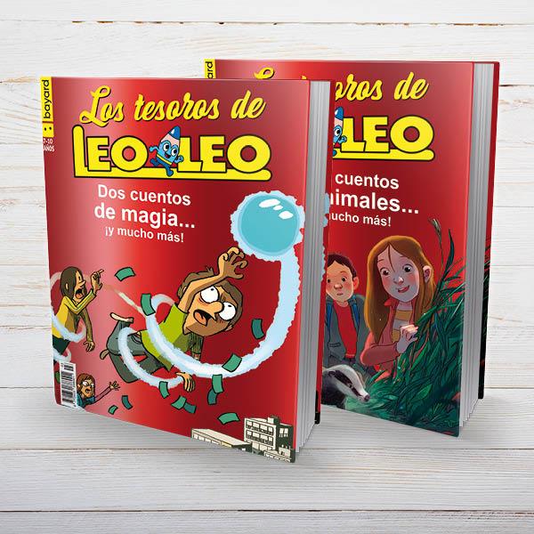 Los tesoros de Leoleo