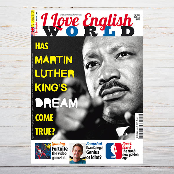Revista I Love English World