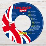 CD Audio I Love English Junior