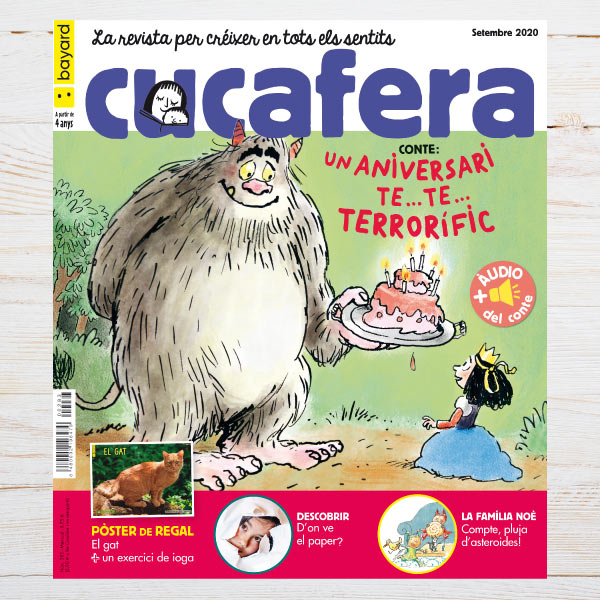 Portada revista Cucafera