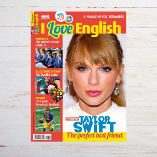 Portada I Love English 316