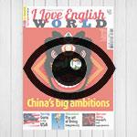 Hojea revista I Love English World
