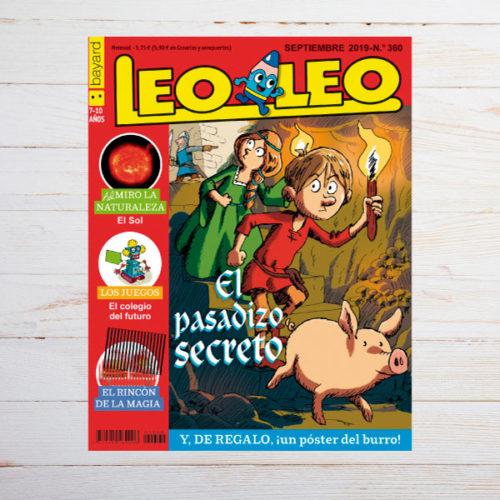 Portada Leoleo 360