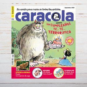 Portada Caracola septiembre 2020