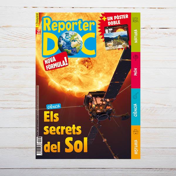 Portada Reporter Doc septiembre 2020