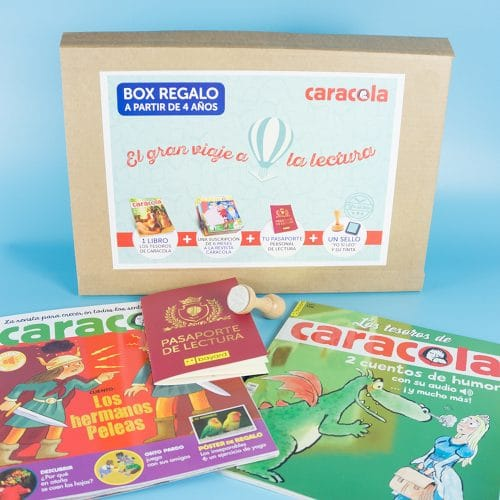 Box regalo Caracola
