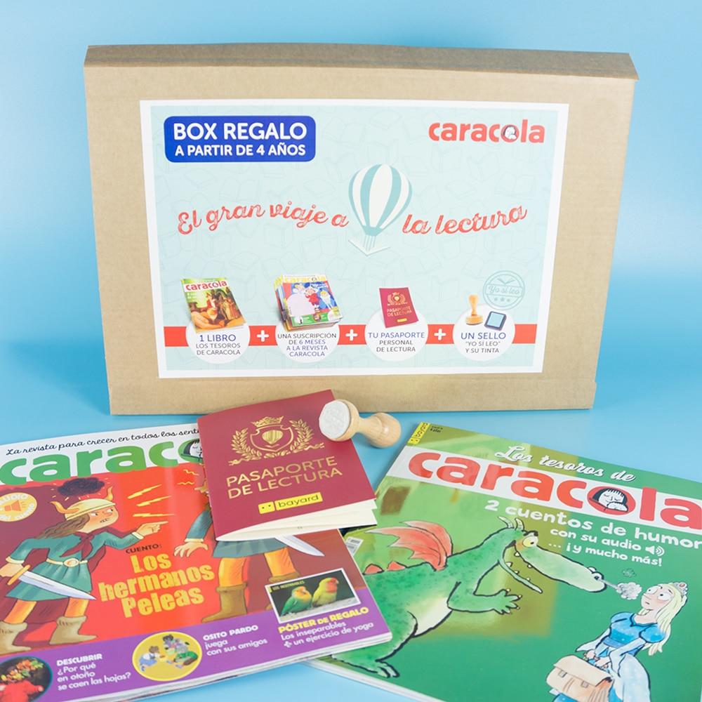 Box regalo Caracola
