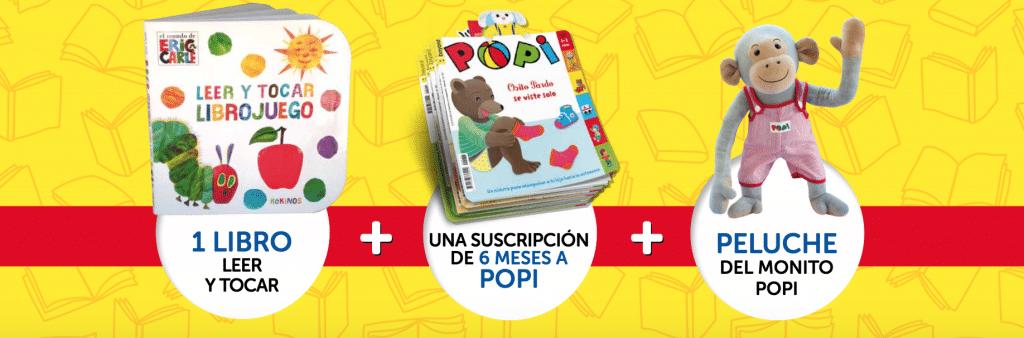 Box regalo Revista Popi