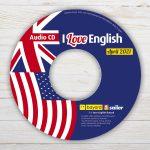 CD Audio I Love English